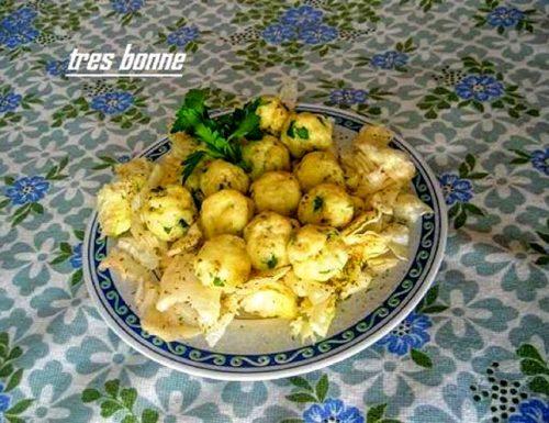 Polpettine fredde di patate