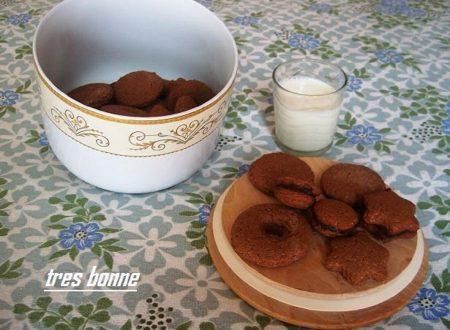 Biscotti alla nutella assortiti