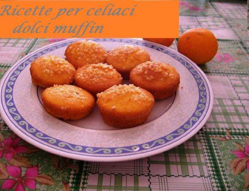 Ricette per celiaci dolci muffin