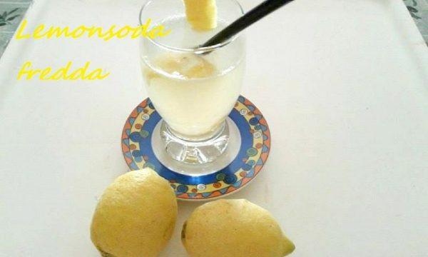 Lemonsoda frizzante fatta in casa