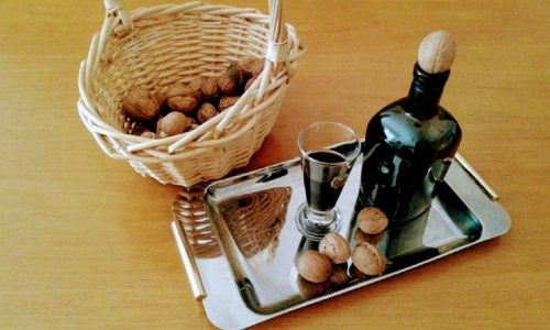 Ricetta del liquore nocino originale