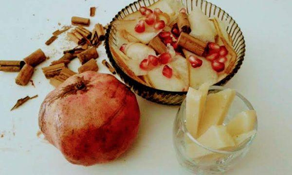 Ricette con il melagrano frutto esotico