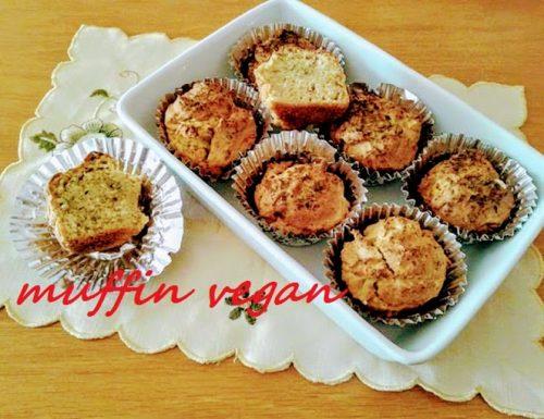 Muffin vegan con patate speziati
