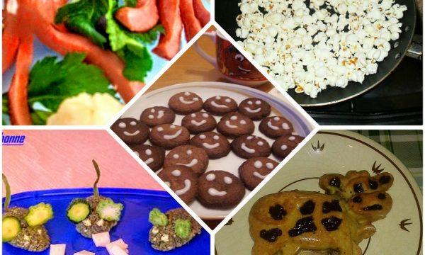 Dieci ricette per bambini con poco appetito