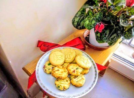 Biscotti facili senza lievito di pasta frolla