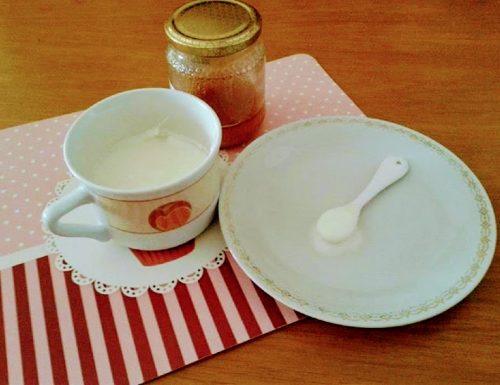 Yogurt preparato in casa
