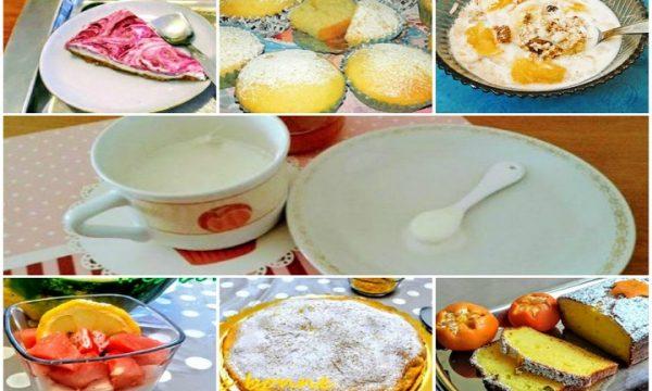 Dolci con lo yogurt idee golose
