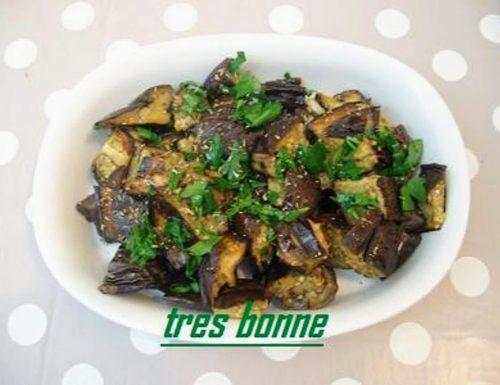 Melanzane al forno light ricetta dietetica con poco olio