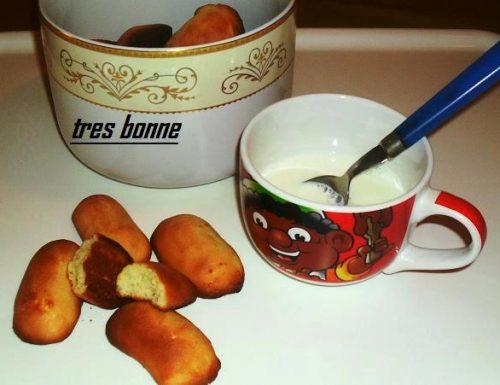 Biscotti da colazione nutrienti e leggeri