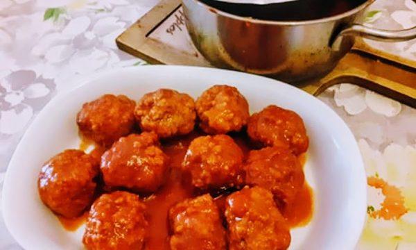 Come fare le polpette di carne al sugo di pomodoro ristretto