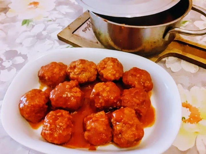 Come fare le polpette di carne al sugo di pomodoro