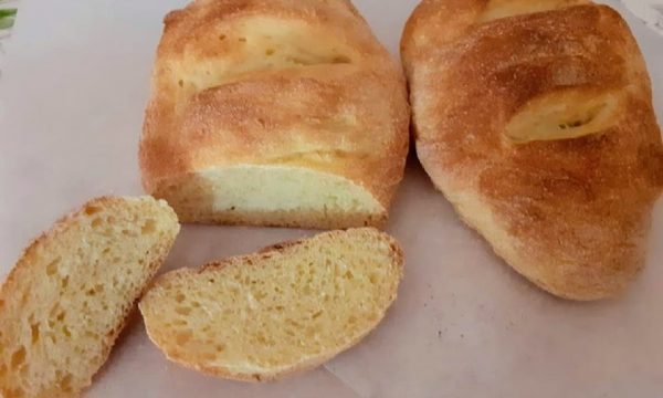 Pane alle patate fatto in casa morbido