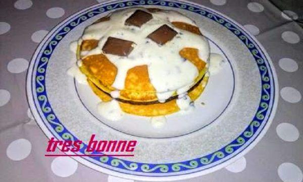 Pancake frittelle americane per la prima colazione ideale