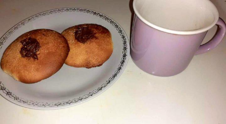 Biscotti pastarelle al cioccolato