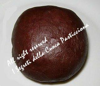 Cioccolato plastico homemade, ricetta veloce Noce Di Burro blog