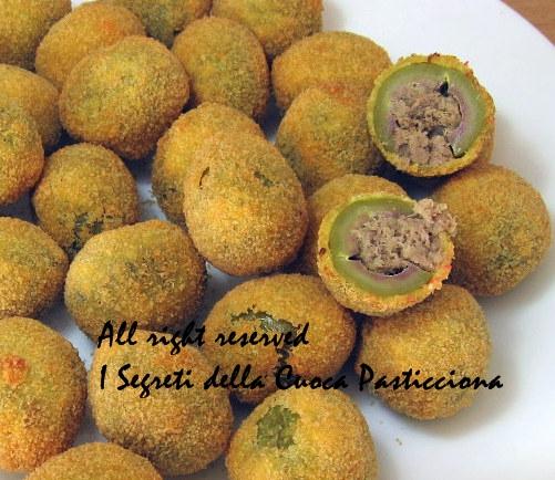 Ricetta X Olive Ascolane.Olive Ascolane Ricetta Noce Di Burro Blog