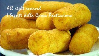 Crocchette di patate, ricetta veloce Noce Di Burro blog