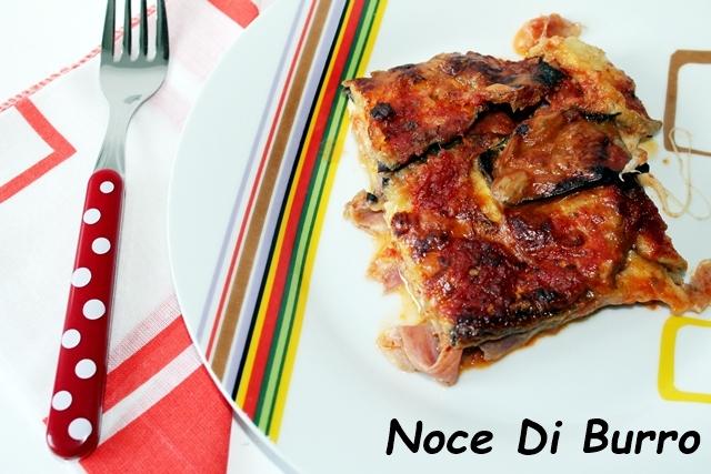 Melanzane alla parmigiana, ricetta Noce Di Burro