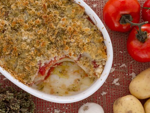 Patate raganate, ricetta In cucina con Sonia / Noce Di Burro blog