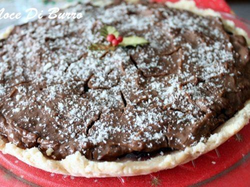 Cake riciclato con crema e marmellata, ricetta dolce Noce Di Burro