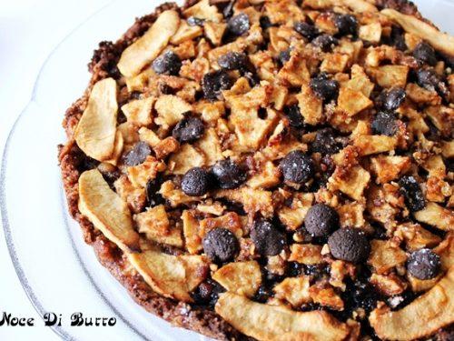 Cheese cake mele e marmellata, ricetta dolce Noce Di Burro