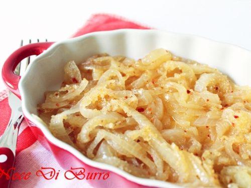 Cipolle caramellate, ricetta Noce Di Burro