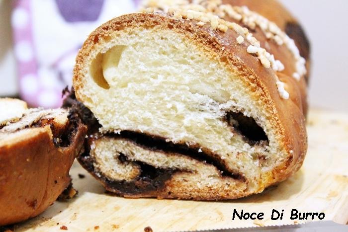 Pan brioche alla nutella, ricetta dolce Noce Di Burro