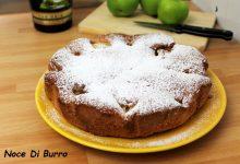 Torta di mele smith ricetta dolce Noce Di Burro