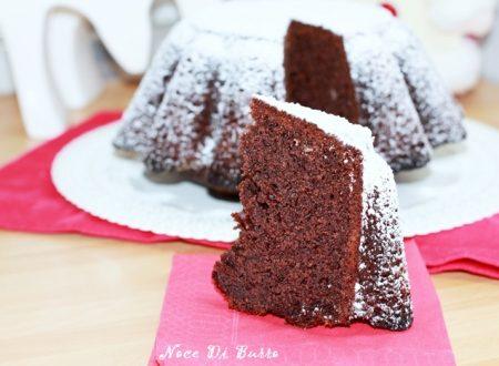 Torta al cioccolato e vaniglia semplice e veloce