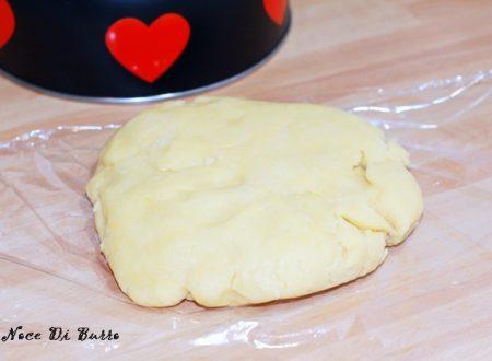 Ricetta base della pasta frolla alla mandorla