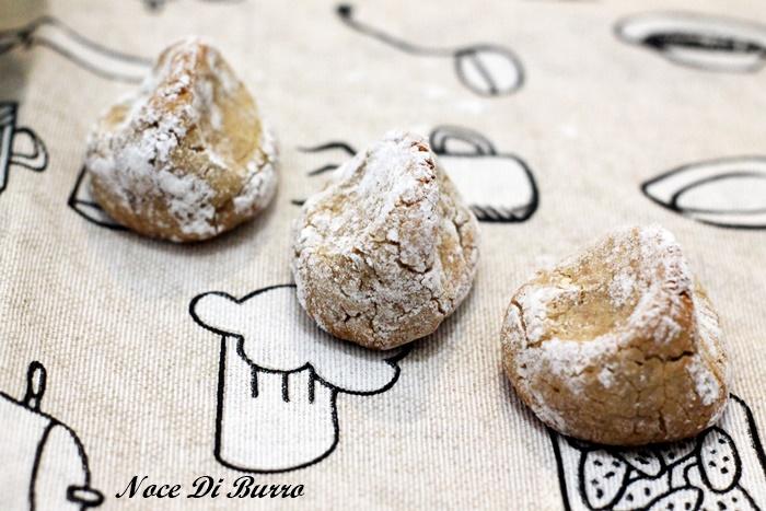 Paste pizzicate con farina di castagne