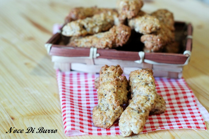 Biscotti ai semi vari