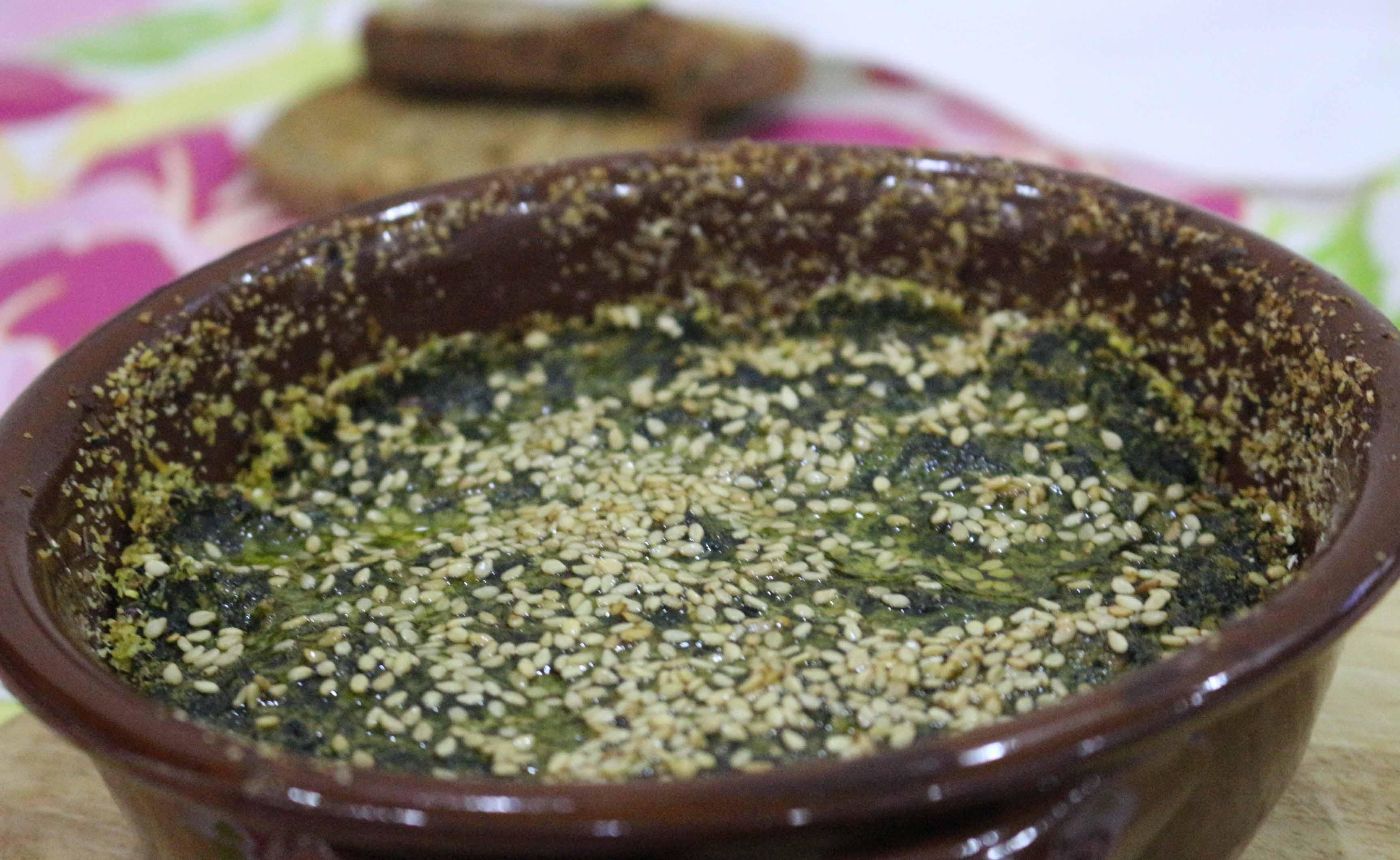Tortino di spinaci e tofu affumicato