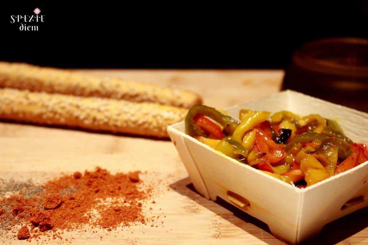 Cucinare i peperoni gustosi e veloci spezie diem - Cucinare i peperoni ...