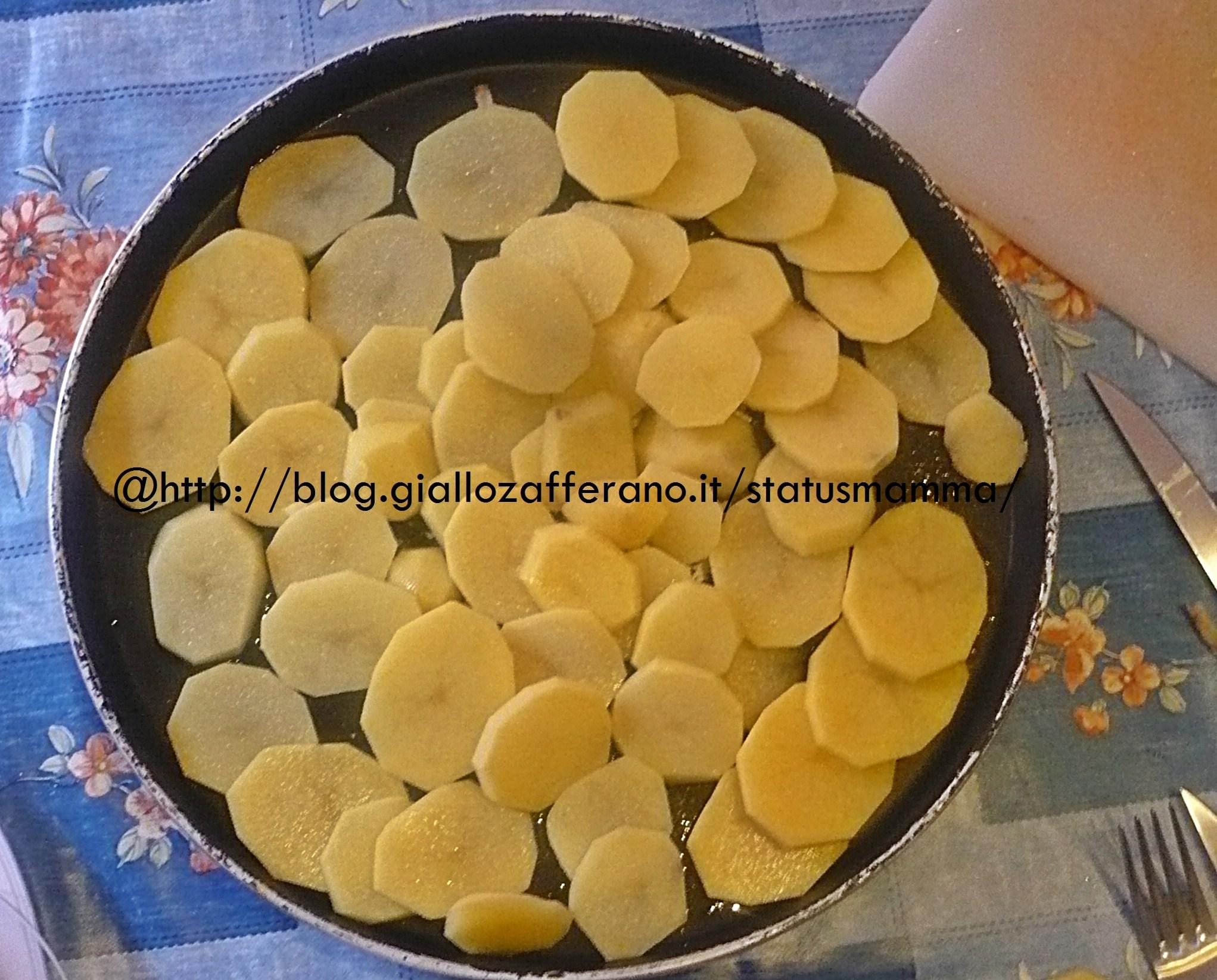 Patate al forno cottura microonde - Forno a microonde funzione crisp ...