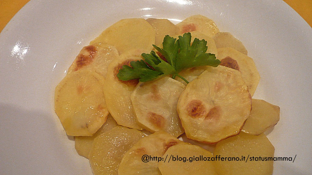 Patate al forno cottura microonde for Microonde ricette