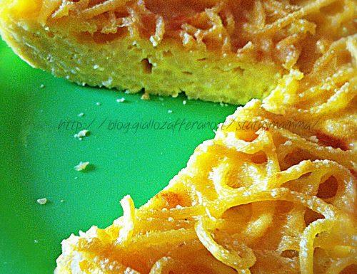 Tonnarelli al parmigiano