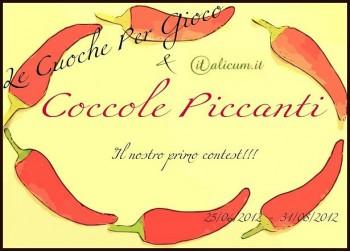 COCCOLE PICCANTI CONTEST RICETTE PICCANTI STATUSMAMMA