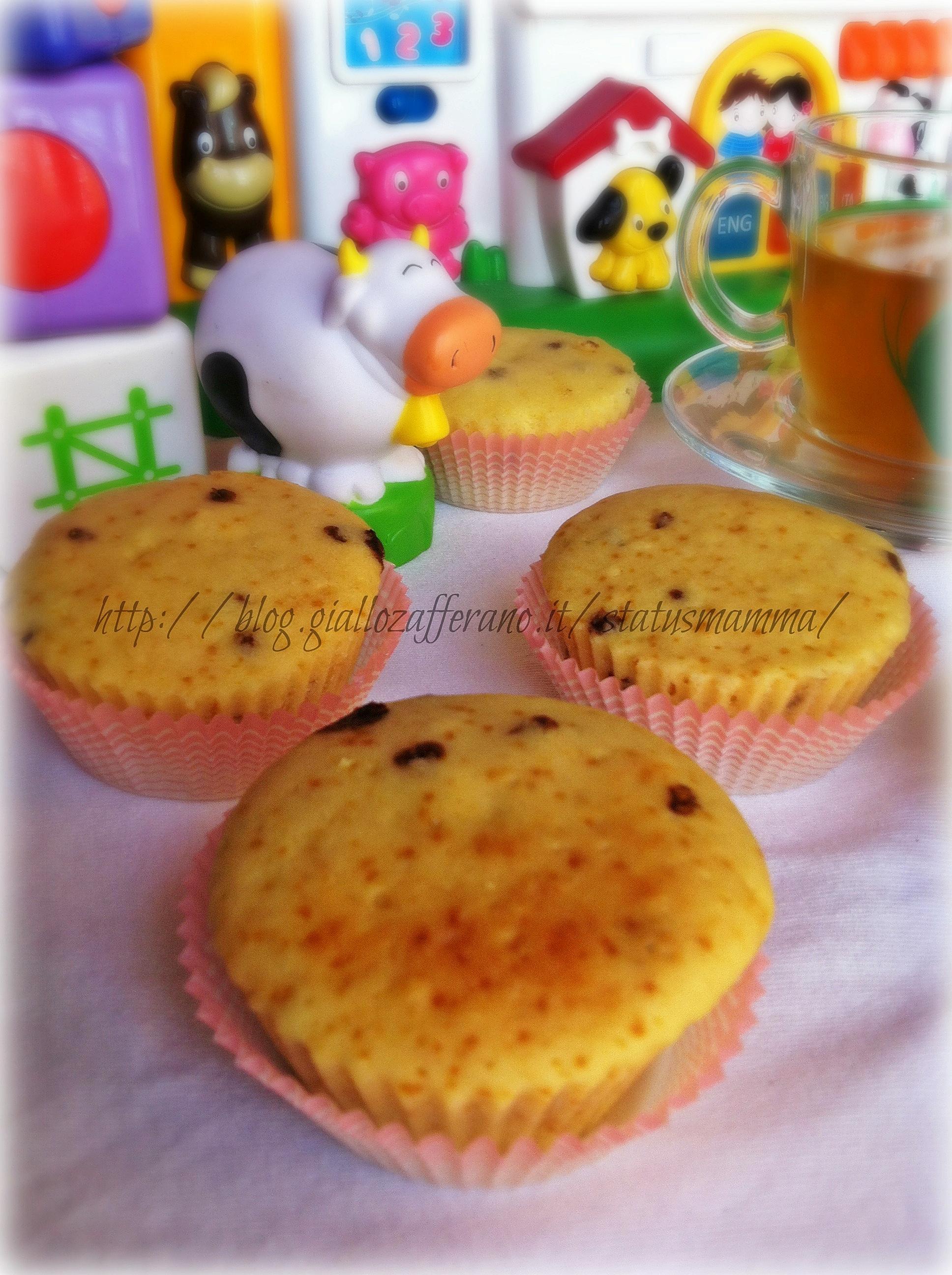 Tortini al cioccolato cottura vapore ricetta status mamma vporiera microonde dolci bimbi merenda