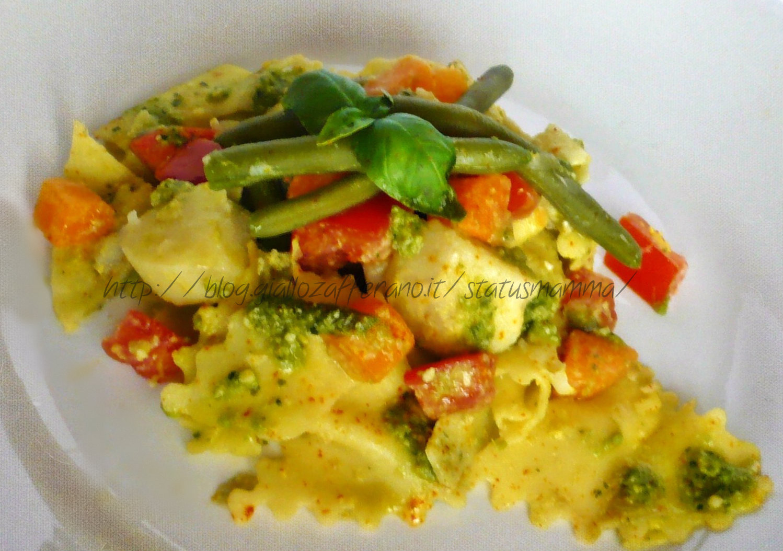 salsina verde per piatti freddi pasta insalata ricetta condimento fredda statusmamma veloce facile primo secondo contorno