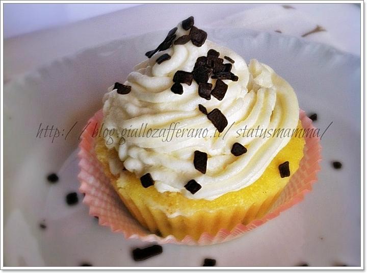Ricetta base frosting mascarpone dolci decorazione cupcake statusmamma ricetta cucinare foto