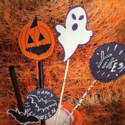 Idee tavola e addobbi per halloween - Decorazioni fai da te per halloween ...