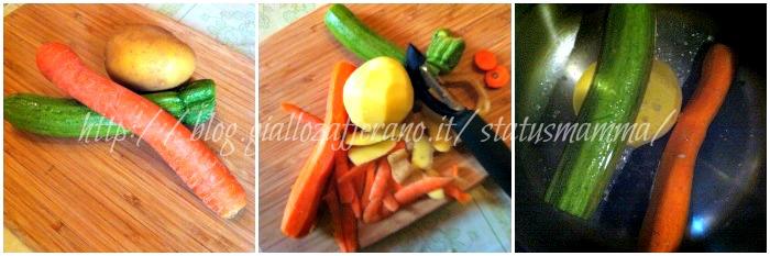 Il primo brodo vegetale ricetta statusmamma foto tutorial base blog bambini