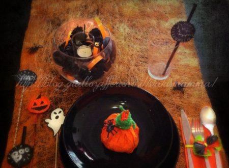 Idee tavola e addobbi per Halloween