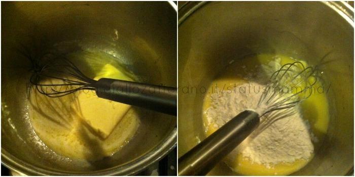 Besciamella classica ricetta base foto cucinare status mamma veloce