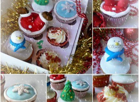 Corso di cupcakes natalizio 2012