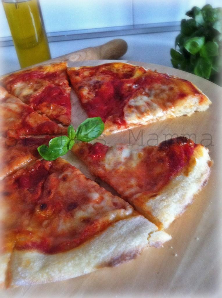 ricetta base pasta per pizza | status mamma - Cucinare Pizza