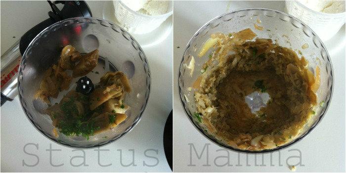 Tortina pasqualina ricotta carciofi uova sode secondo pic nic pasqua contorno cucinare foto ricetta status mamma