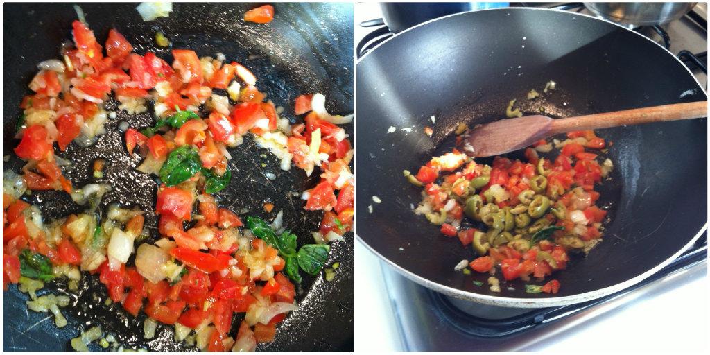 Frittata mediterranea status mamma - Cucinare olive appena raccolte ...