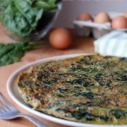 Frittata di spinaci ricetta veloce verdure frutta uova Statusmamma Giallozafferano blogGz ricetta cucinare foto tutorial blog
